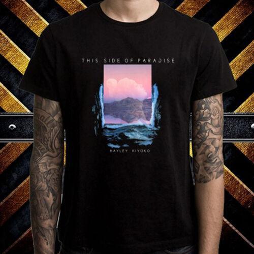 Hayley KIYOKO le site de paradis Homme T-Shirt Noir Taille S M L XL 2XL 3XL