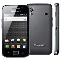 Samsung GALAXY Ace GT-S5830 Sim Free Unlocked- Black - ANDROID Smartphone