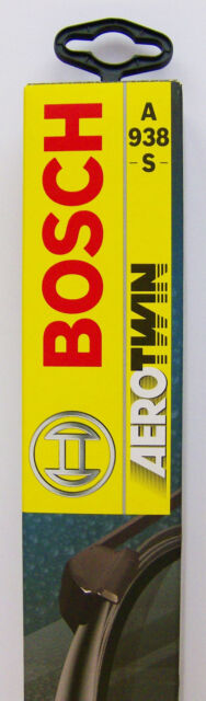 BOSCH wiper blade 3397118938 FRONT A938S 600/600mm MERCEDES BENZ VW AEROTWIN