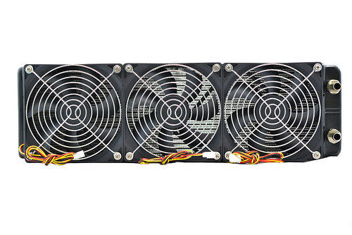 Bitmain Antminer C1 Radiator Bitcoin Miner
