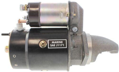 New SAEJ1171 Certified Starter Mercruiser Model 575 8.9L 1985-1992 0171-000