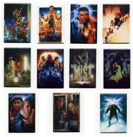 Drew Struzan Poster Magnets W/ Blade Runner The Thing Goonies Mist Hellboy& More