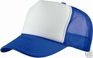TRUCKER-CAP-ROYAL-BLAU-BEST-QUALITY