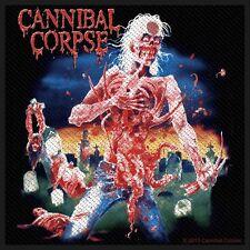 Cannibal Corpse - Eaten Back To Life Patch Aufnäher Brutal Death Metal NEU Kutte