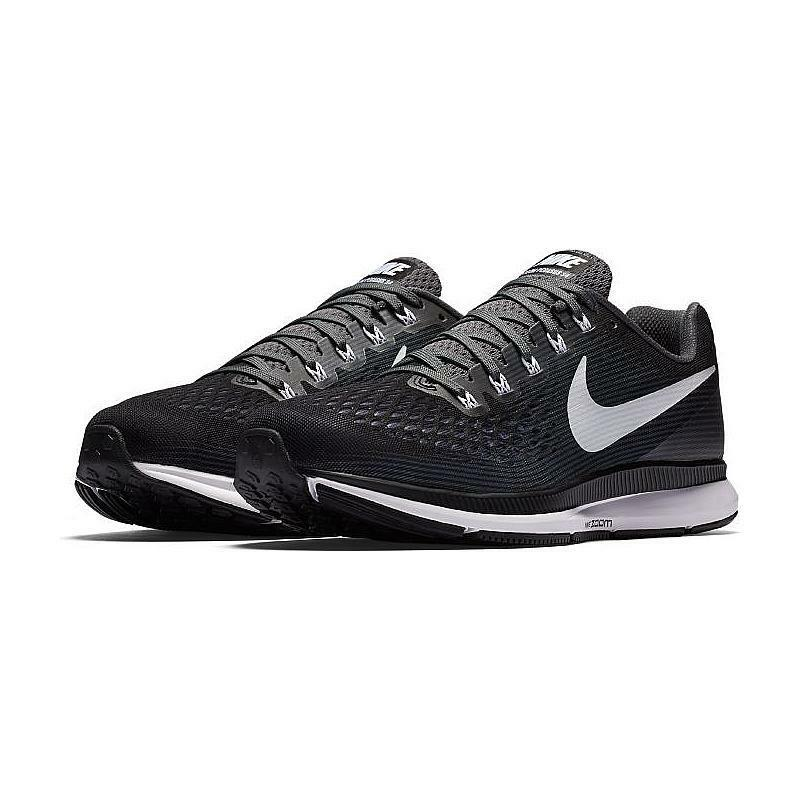 Nike Pegasus 34 TB Black White Size 10 New