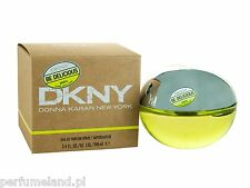 DONNA KARAN DKNY BE DELICIOUS 100ml eau de perfum spray NEW ORIGINAL BOXED