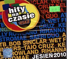 = HITY NA CZASIE JESIEN 2010 / RADIO ESKA  - 2CD sealed digipack