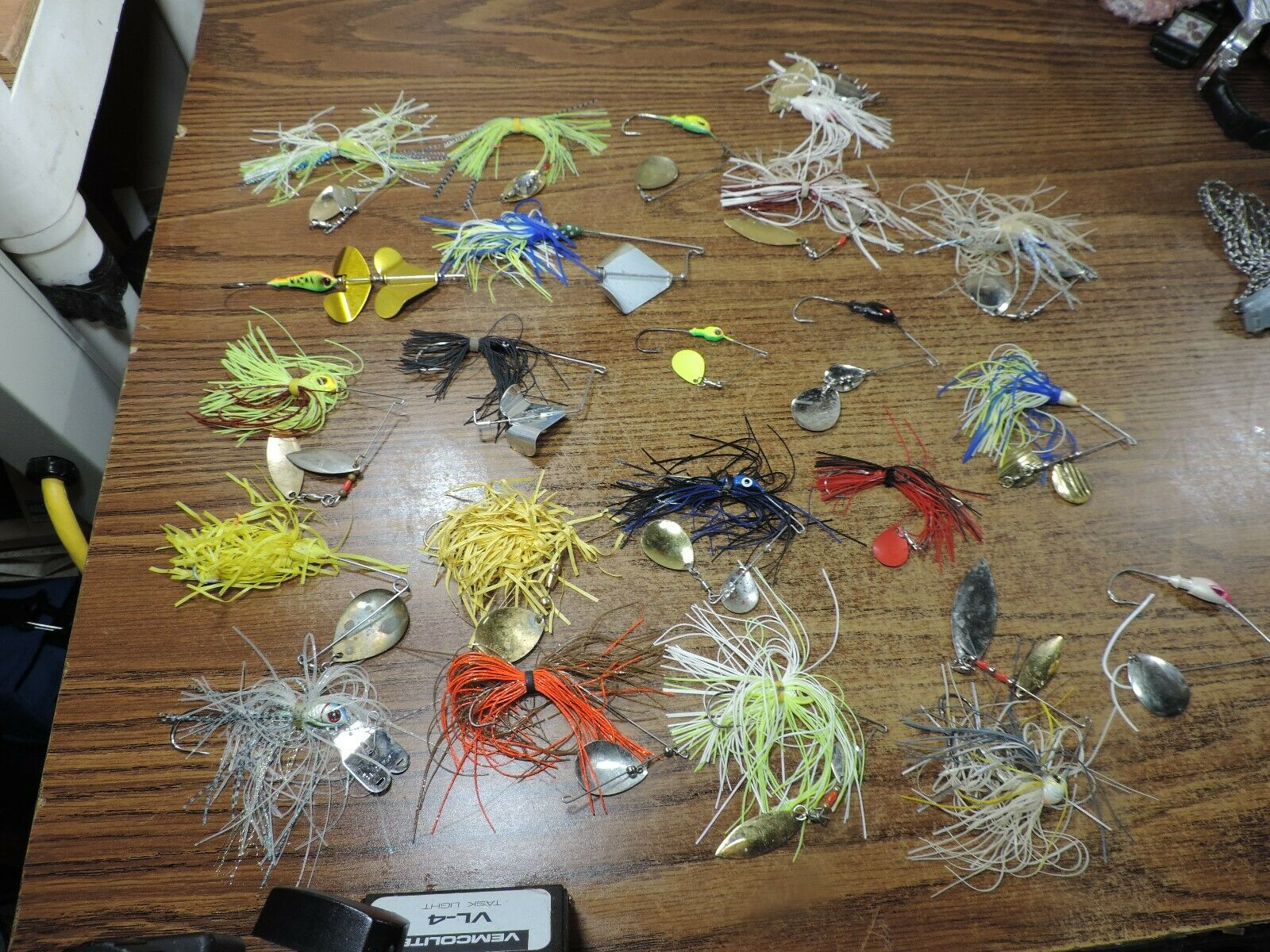 Small Lot  spinner baits Lures  low price