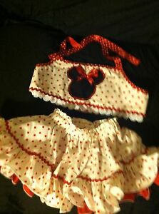 Girls-Outfit-Of-Choice-Minnie-Mouse-Custom-Made