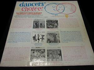 Dancers-Choice-Vinyl-Record-Album-LP-1959-Mid-Century-Dance-Music