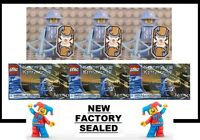 Lego Kingdom Castle Chess Knight 3 Minifig Lot Crossbow Lord Jayko Army 5999