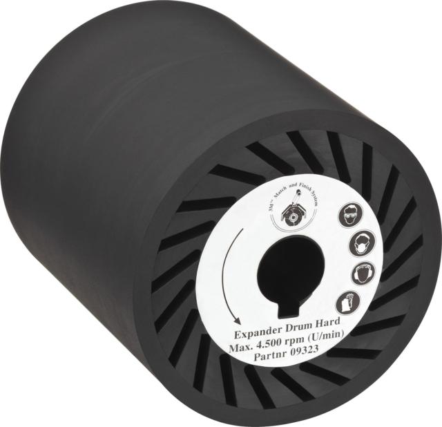 Aufnahmewalze MA-AC 19mm hart 3M E/D/E Logistik-Cente