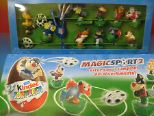 DIORAMA  MAGIC SPORT  2    KINDER   ITALIA @@@@@@@@@@@