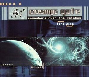 Cosmic-Gate-Somewhere-over-the-rainbow-2000-Maxi-CD