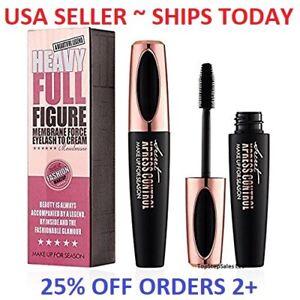 4D-Silk-Fiber-Eyelash-Mascara-Extension-Makeup-Black-Waterproof-Eye-Lashes-USA