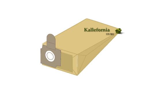 10 Sacchetto per aspirapolvere adatto per Kärcher CV 38//2 ADV teppichbürstsauger