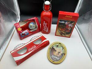 Coca-Cola-Collector-Convolute-5-Teile-Top