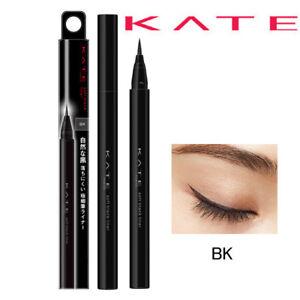 Kanebo-Kate-Negro-Suave-Super-Sharp-Fina-Delineador-Liquido-Natural-Nuevo