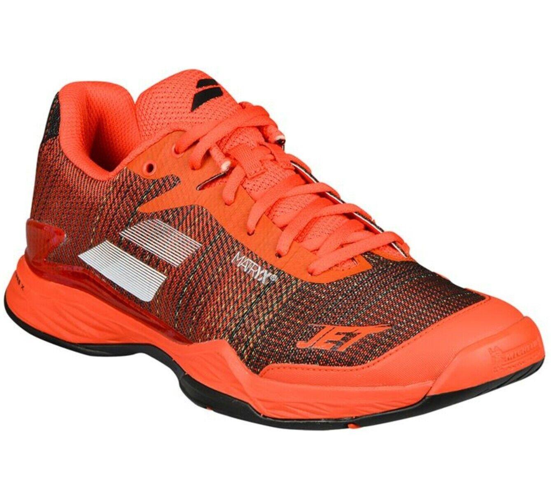 Babolat jet Mach II todos los zapatos tenis Tribunal.  para Hombre