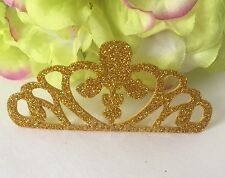 10-BabyShower Party Table Decoration Princess Foam Crown Girl Favors Centerpiece