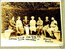 PROFESSEURS DU MONTREAL 1926 Photograph Canada College Professors