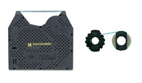 Free Shipping Smith Corona PWP5000 Plus Ribbon and Correction Tape Spools