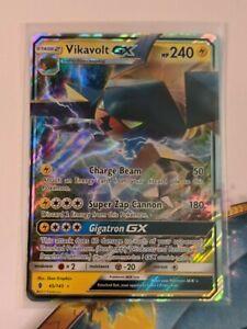 Vikavolt-GX-NM-M-Guardians-Rising-45-145-Ultra-Rare-Pokemon