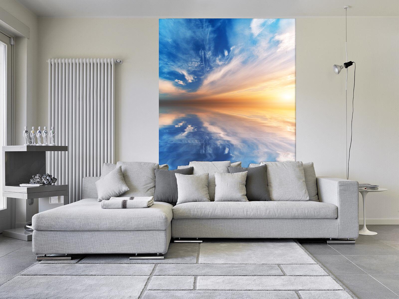 3D Sky Clouds 499 Wallpaper Murals Wall Print Wallpaper Mural AJ WALL AU Kyra