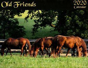 2020-OLD-FRIENDS-FARM-CALENDARS-HORSES-CHARITY-LISTING