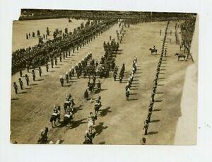6-x-7-Foto-Vintage-Funeral-Of-King-Edward-VII-Gran-Bretana