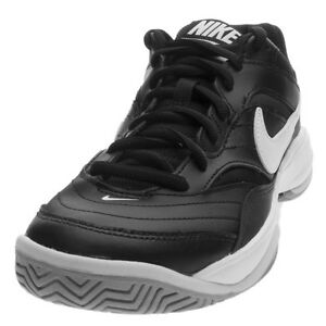 845021 010 Lite Nero Court Scarpe Nike tWqZ88