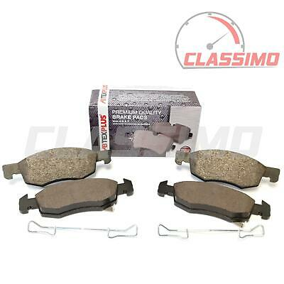 Ferodo Front Brake Pads for VAUXHALL CORSA D Mk 3-1.0 1.2 /& 1.4-2006 to 2014