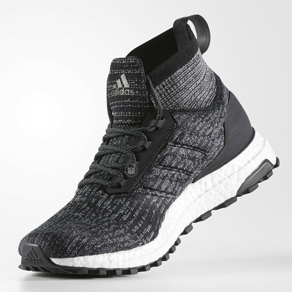 Adidas UltraBOOST All Terrain, Men's Size 12 D, Core Black/GreyFive, S82036 NEW