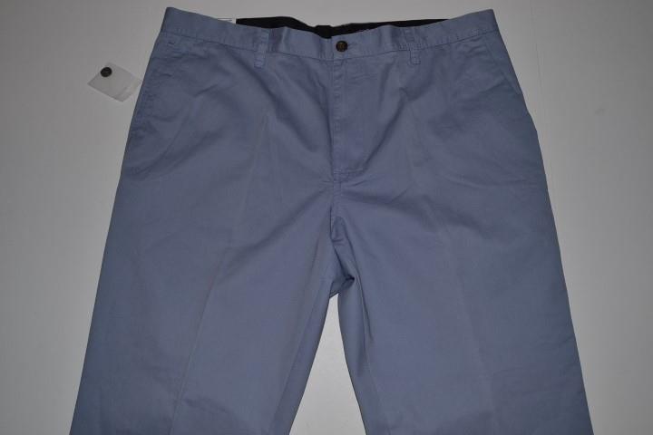 CLAIBORNE FLAT FRONT blueE DRESS PANTS MENS SIZE 40 X 32 NEW