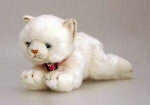 KEEL TOYS MISTY THE WHITE CAT BNWT 32CMS
