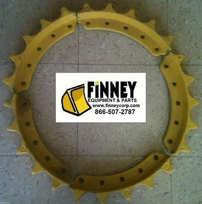 Caterpillar CAT 955L 955K Crawler Loader 8 Piece Rear Sprocket Segments CR3609