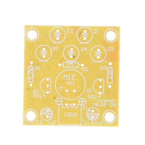Electronic Funny Kits Voice Control LED Melody Light DIY Kits R Lt RU