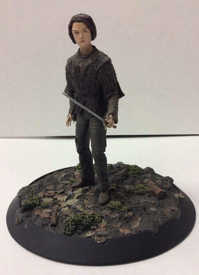 Arya Stark Statue Game of Thrones Limited Edition Dark Horse Deluxe 528 1200