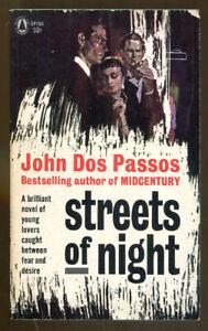 Immediately John DOS PASSOS / Streets of Night First