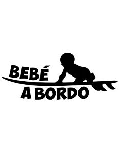 Bebe-a-bordo-baby-surfer-surf-on-board-sticker-pegatina-vinyl-vinilo-colores