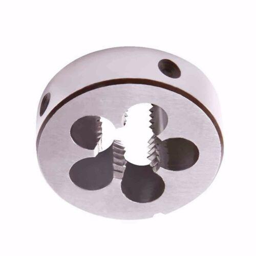 HSS M13 × 1.0 mm Right Hand Thread die Threading Tool Metric M13 1