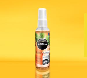 Parfum-Voiture-Aroma-Car-Pump-Spray-Ice-Tea-Peche-75ml