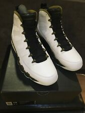 buy online 9d48c db5b1 item 1 Nike Air Jordan Retro 9 White Militia Green Black Size 12 -Nike Air Jordan  Retro 9 White Militia Green Black Size 12