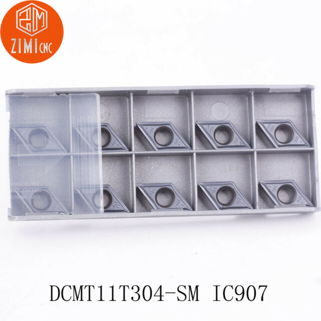 10PCS TNMG220408-TF IC907 TNMG432-TF CNC Carbide Inserts FOR STEEL