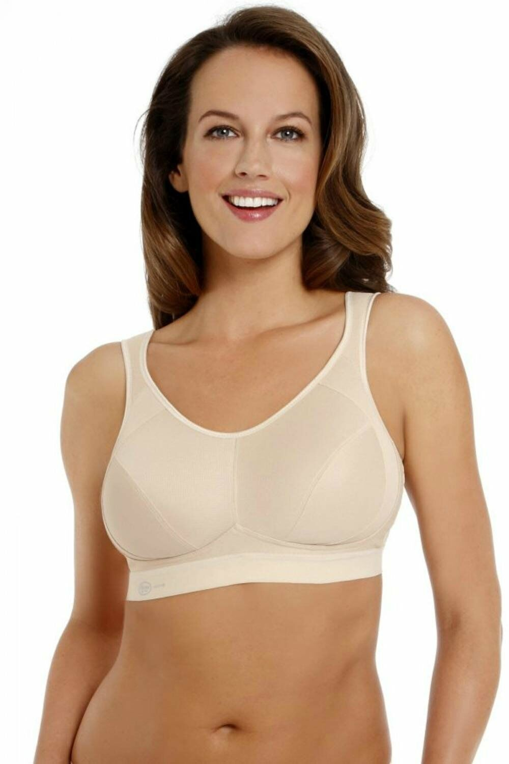 NEW Anita Maximum Support - Extreme control Sports Bra Desert 5527