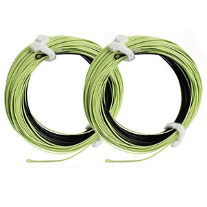 Sink Tip Fly Line Floating 100FT Fly Fishing Line Nylon Light Line One Handed