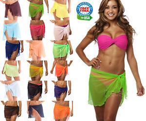 Sexy sarongs