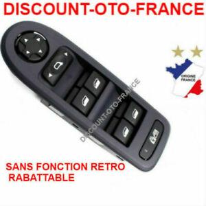 commande-bouton-leve-vitre-PEUGEOT-308-508-CITROEN-C5-96644917XT