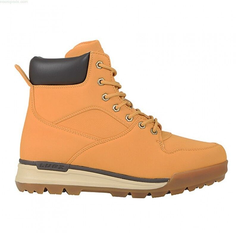LUGZ SENTRY BOOTS Mens goldEN WHEAT MSENTD-747 NEW