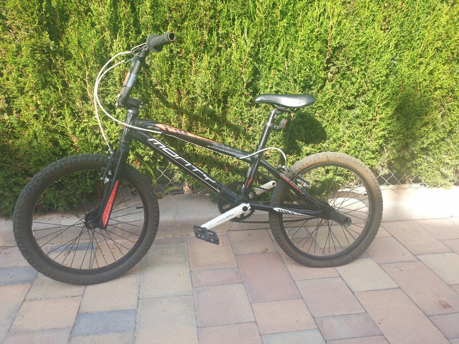 Bicileta BMX Monty 139